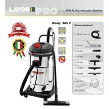 VACUUM CLEANER (PENYEDOT DEBU) WET & DRY WINDY 265 IF