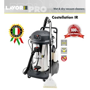 CARPET CLEANERS - PENYEDOT DEBU COSTELLATION IR MADE IN ITALY