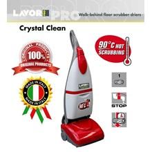 Walk Behind Floor Scrubber Driers (PEMBERSIH LANTAI)  CRYSTAL CLEAN