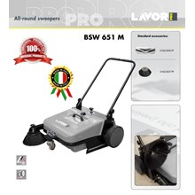 SWEEPERS BSW 651 M (PEMBERSIH LANTAI)