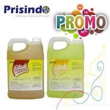 Glade Liquid Johnson Pewangi Ruangan 4 Liter (Rasa dan Pewangi)