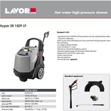 Hot Water High Pressure Cleaner Hyper SR 1509  LP (MESIN STEAM)