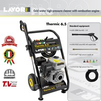 HIGH PRESSURE CLEANER - THERMIC 6 5 - COLD WATER (ALAT STEAM) 1
