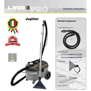 CARPET CLEANERS - PENYEDOT DEBU JUPITER MADE IN ITALY