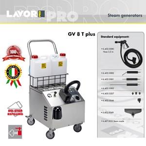 Vacuum Steam Generators (PENYEDOT DEBU) GV 8 T Plus Steam Cleaner