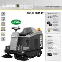 SWEEPERS SWL-R 1000 ET (Mesin Penyapu) 1
