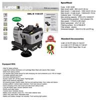 SWEEPERS SWL R 1100 ET (Mesin Penyapu) 1