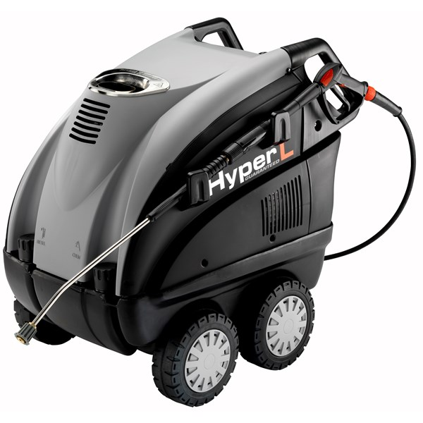 LAVOR HYPER LR 2015 LP HOT WATER HIGH PRESSURE CLEANER 200 BAR 15 LPM 3 PHASE