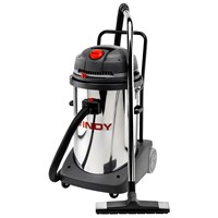 LAVOR WINDY 278 IF WET AND DRY VACUUM CAPS 78 LITER STINLESS STEEL