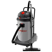 LAVOR WINDY 278 PF INDUSTRIAL WET AND DRY VACUUM CLEANER CAPS 78  LITER