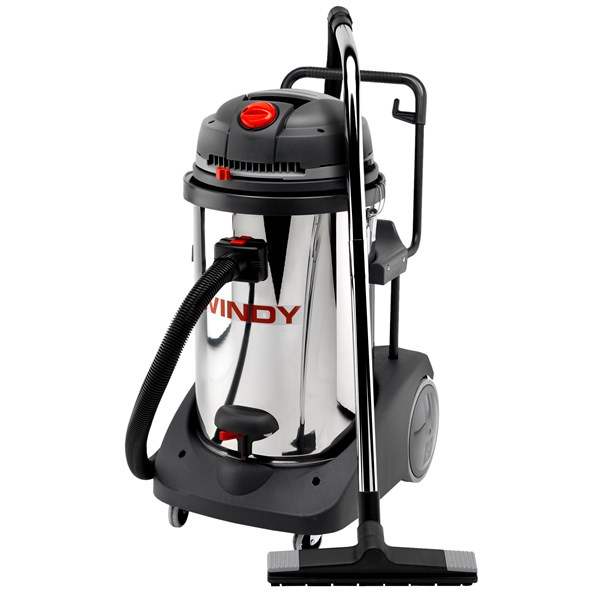 LAVOR WINDY 378 IR WET AND DRY VACUUM CLEANER 3 MOTOR INDUSTRIAL MODEL
