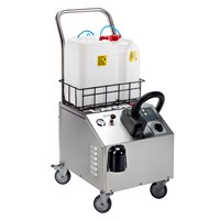 LAVOR GV 8 T Plus STEAM CLEANER 3 PHASE INDUSTRIAL