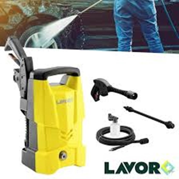 PROMO LAVOR ONE 120 HIGH PRESSURE CLEANER 120 BAR