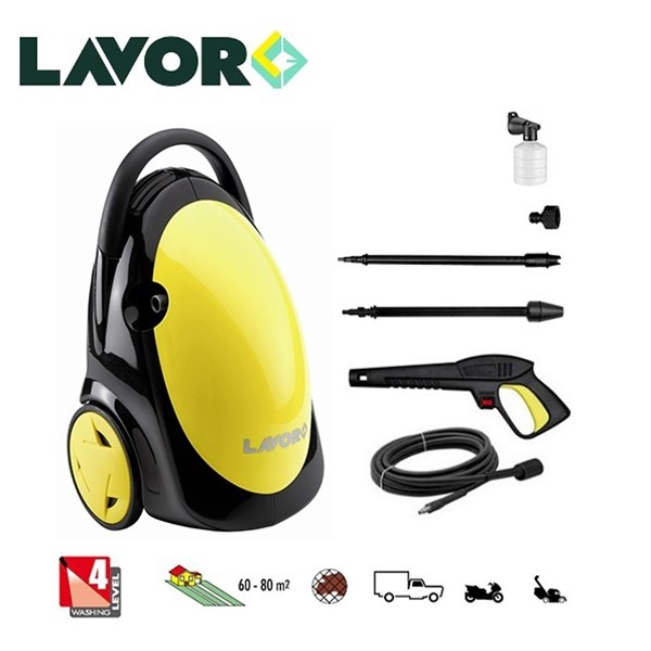 LAVOR EQ 20 HIGH PRESSURE CLEANER INDUCTION MOTOR
