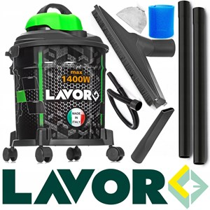 PROMO LAVOR JOKER 1400 WET DRY VACUUM CLEANER