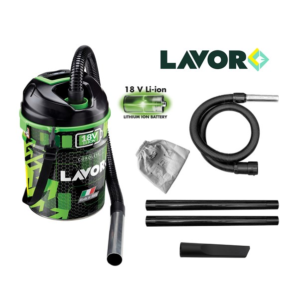 PROMO LAVOR FREE VAC 1.0 BATTERY VACUUM CLEANER
