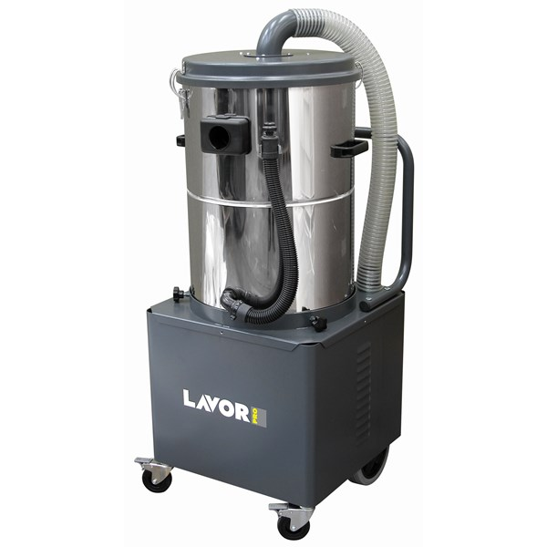 LAVOR DMX 80-122 INDUSTRIAL VACUUM WITH INDUCTION MOTOR