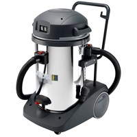 LAVOR TAURUS IR 2 WAY WET DRY VACUUM WITH 2 EXT HOSE