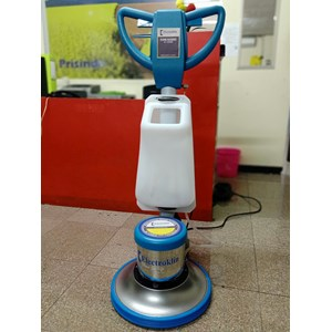 Dari ELECTROKLIN FLOOR POLISHER LS 1750 HD NEW MODEL 17 INCH 175 RPM 1