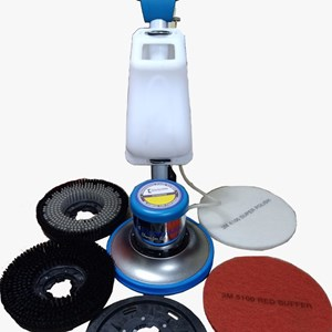 Dari ELECTROKLIN FLOOR POLISHER LS 1750 HD NEW MODEL 17 INCH 175 RPM 2