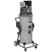 INDUSTRIAL SINGLE PHASE VACUUM CLEANER INDUKSI LAVOR DTV100 1-30 SL HEAVY DUTY MODEL