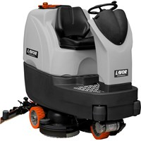 INDUSTRIAL RIDE ON SCRUBBER LAVOR COMFORT S-R 90