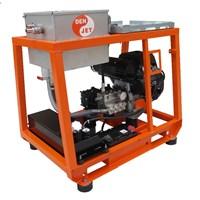 PETROL WATER BLASTER DENJET CP 22 PRESSURE 170 500 BAR