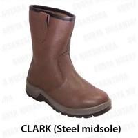 Sepatu Safety Clark (Steel Midsole)
