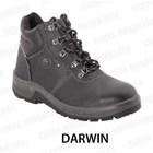 Sepatu Darwin Black 1