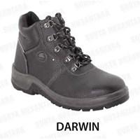 Sepatu Darwin Black