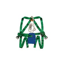 Body harness small hook