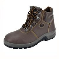 Sepatu Safety Darwin Brown