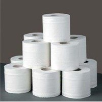 TOILET BATHROOM TISSUE  1