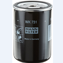Mann-Filter WK731 Spin-On Fuel Filter
