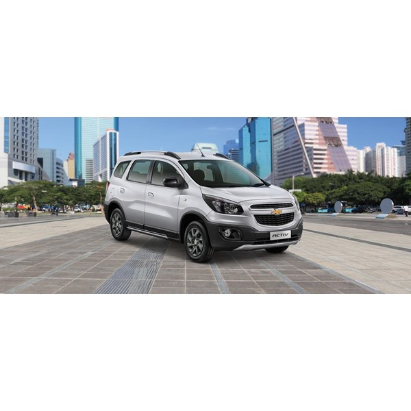 Jual Mobil Chevrolet Spin Activ