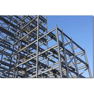 Steel Contraction Building By Baja Bali