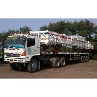 Jasa Ekspedisi Darat dan Trucking By Buana Semesta