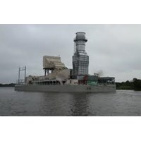 Jual Barge Mounted Power Plant.