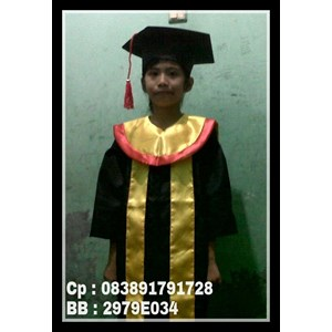 f593ff5ae40 Sell Toga Dress Graduation Ceremony from Indonesia by Barokah Rizki ...