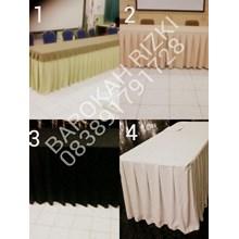 jasa pembuatan cover meja kotak
