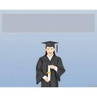 Jual baju toga graduation