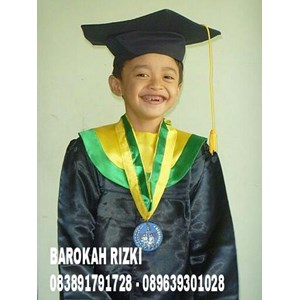 400002e4d9d Sell KINDERGARTEN Graduation Toga Dress from Indonesia by ...