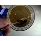 Received the making of medals 2