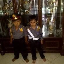 Seragam Polisi Anak
