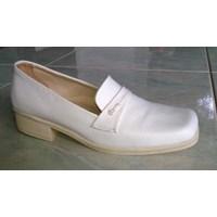 sol white nurse shoes