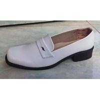 Black nurse women's shoes insoles