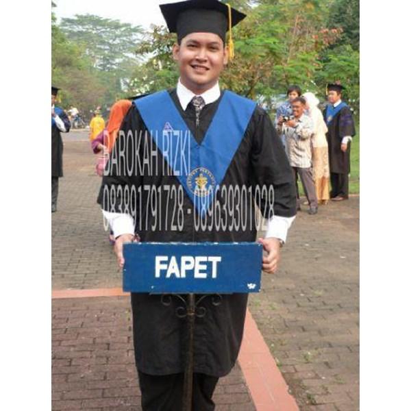 Baju Toga Wisuda Universitas