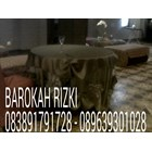 Assorted Tablecloth Hotels 1
