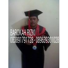 Toga wisuda graduation