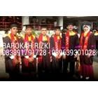 Toga dress 2 Graduation 7